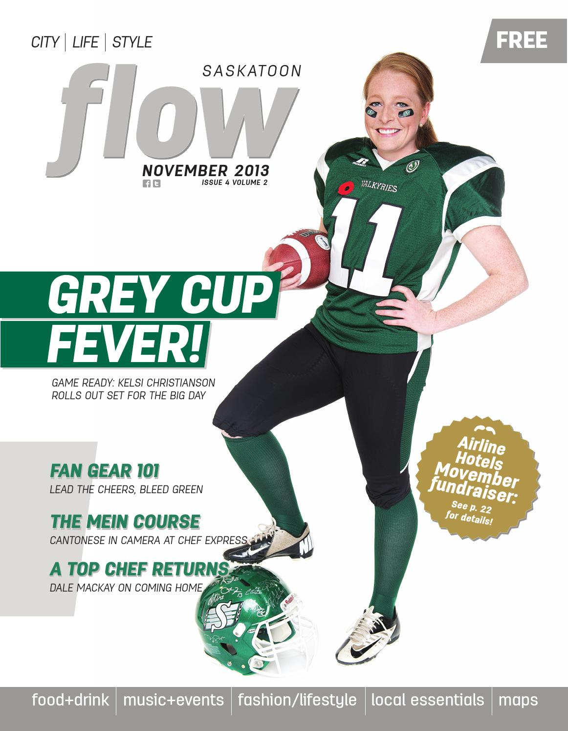 Grey Cup Fever! by flow magazine - issuu