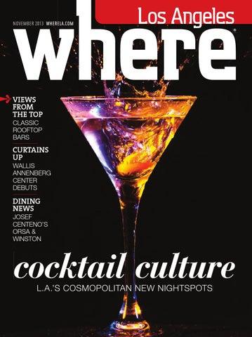 55b4454cbf4 WHERE Los Angeles Magazine November 2015 by SoCalMedia - issuu