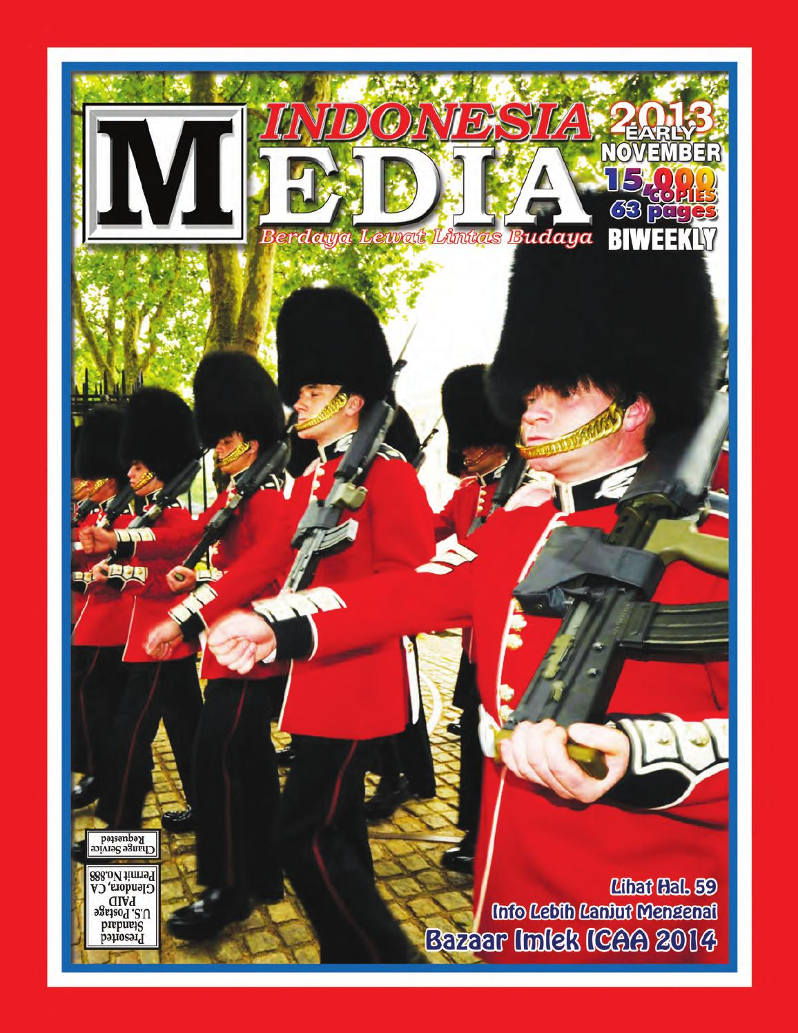 Indonesia Media Issue November 2013 By Indonesia Media Issuu