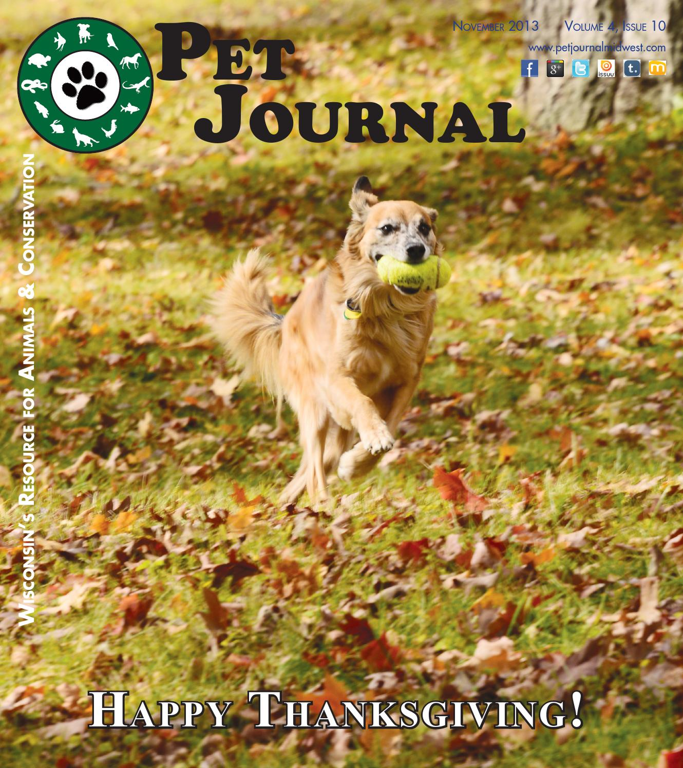 Pet Journal IV 10 November 2013 by Pet Journal issuu