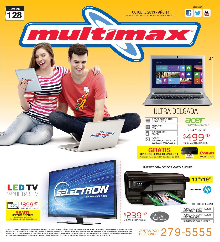 Catalogo Multimax Noviembre 2013 By Interiores Amp Estilo