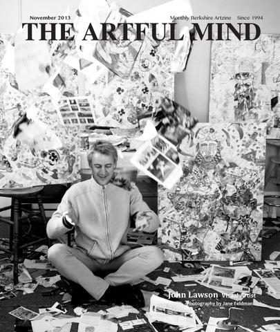 The Artful Mind Artzine November 2013 By Harryet Candee Issuu