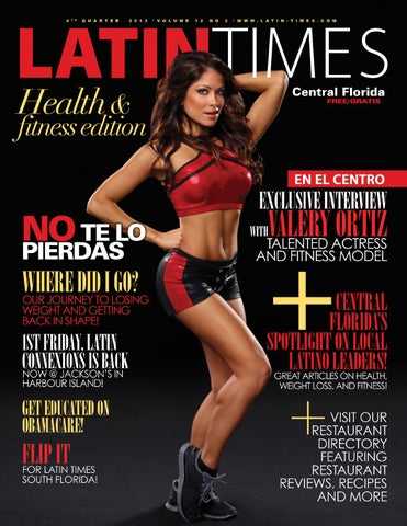 Latin times magazine volume 13 no 1 by Claribel Levinson issuu