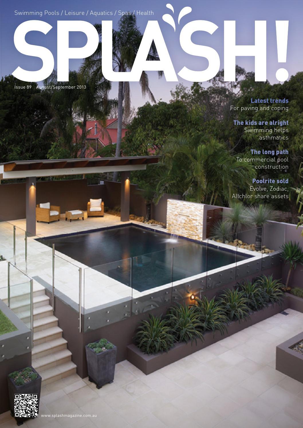 Splash August September 2013 by The Intermedia Group - issuu