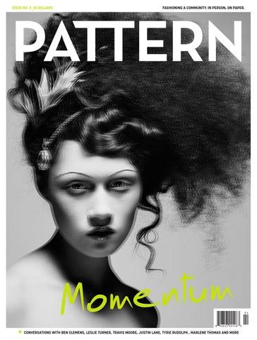 7f600b3a07d7 PATTERN Magazine Issue 4 FALL 2013 by PATTERN Magazine - issuu