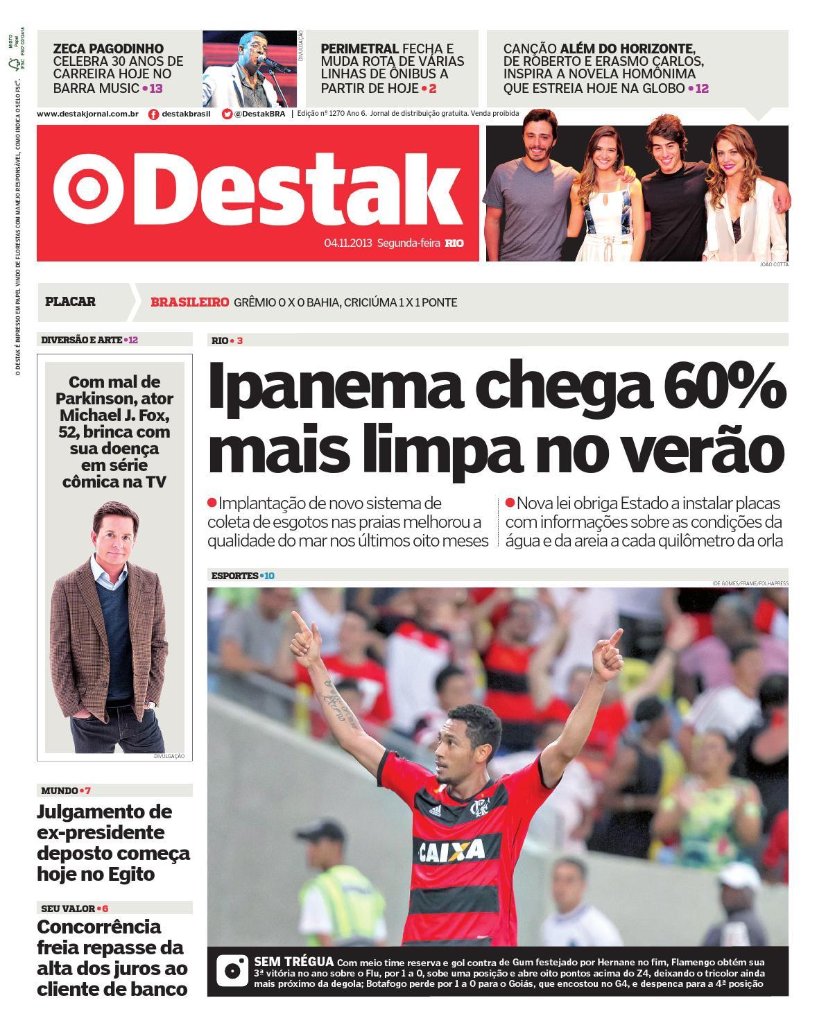 b893712e28d22 Rio de Janeiro - 1270 by Destak Jornal - issuu