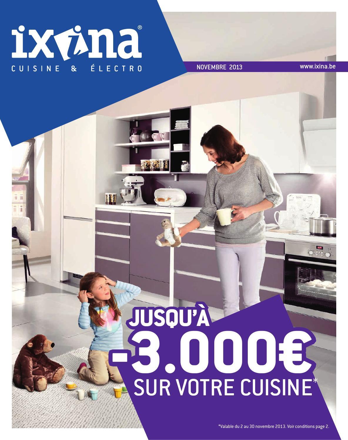 S01117130 ixina folder 235x297 belg fr p 10 hr by ixina for La cuisine x le creuset