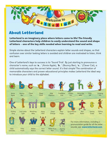 My First Phonics Activity Book by Letterland - issuu