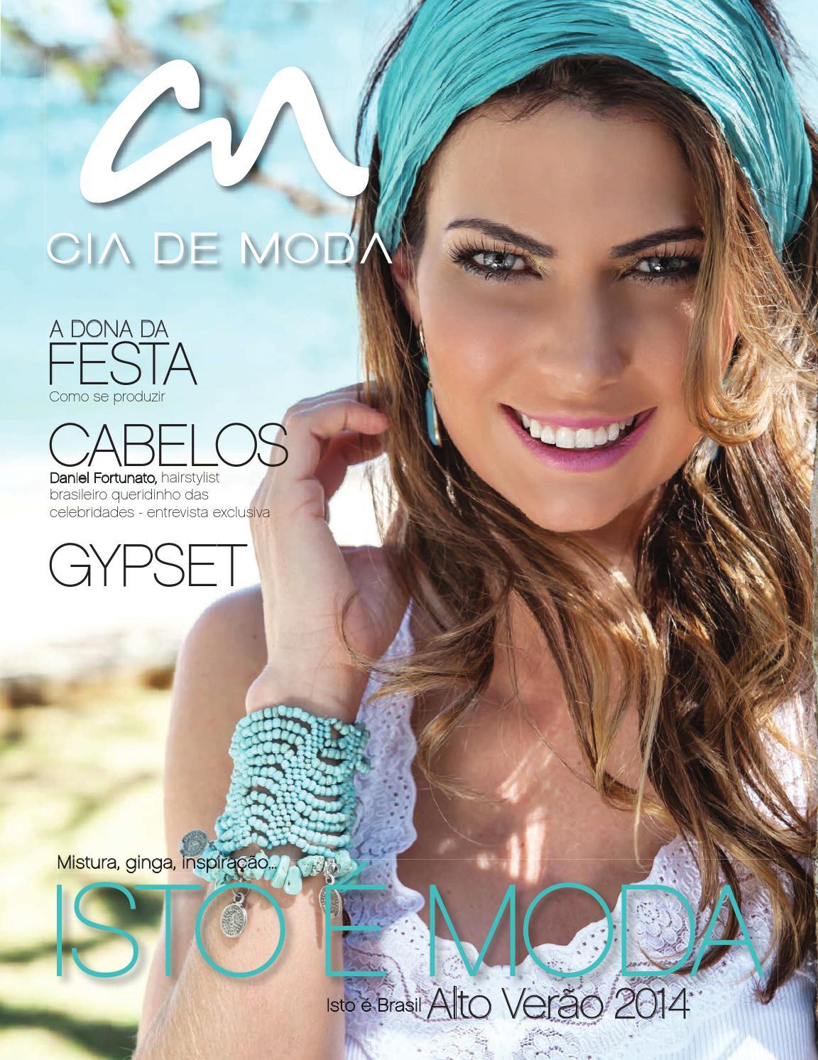 c41f69ac9 Revista Verão 2013/14 by Cia de Moda - issuu