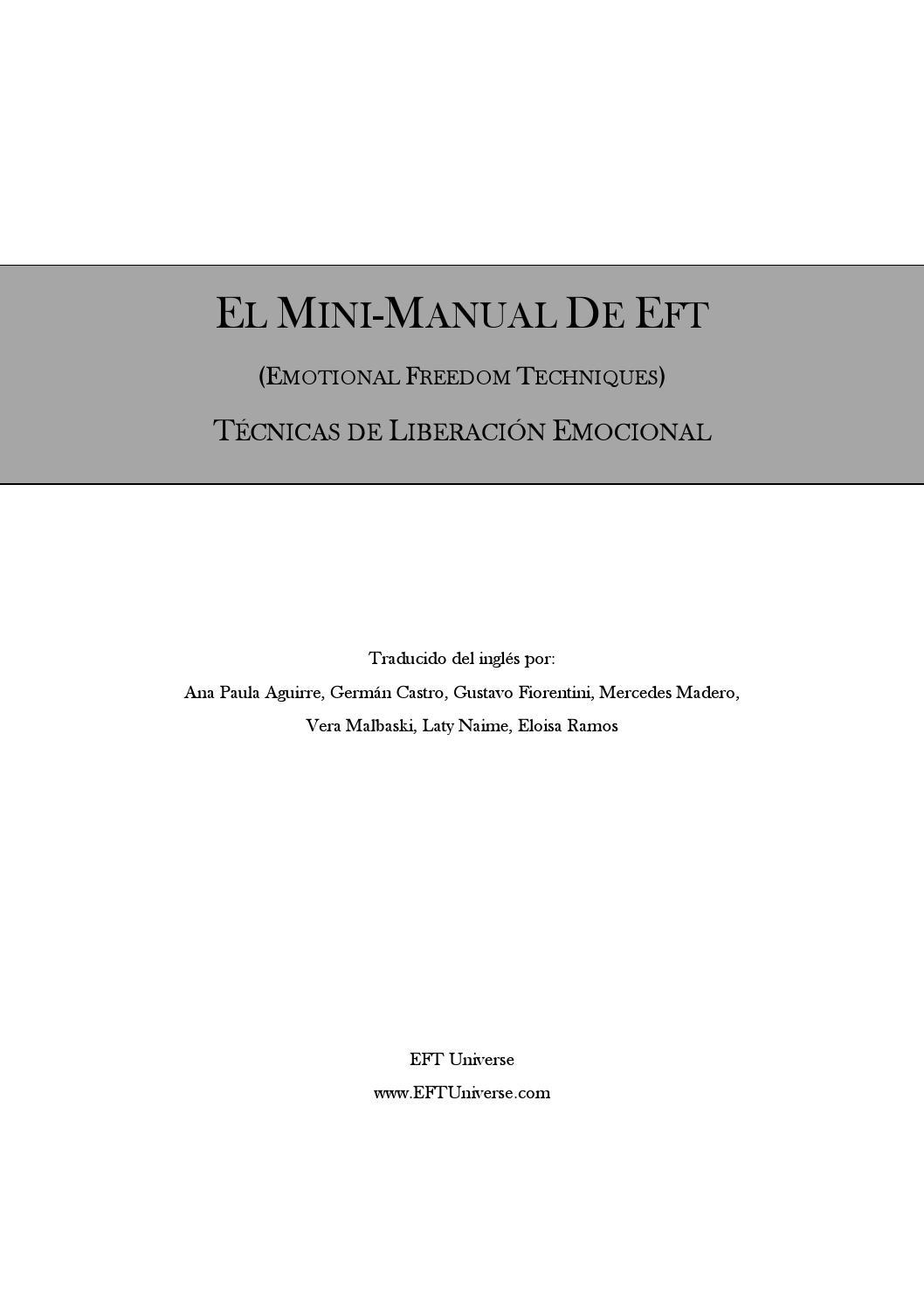 Manual De Eft By Albert Moliner Issuu