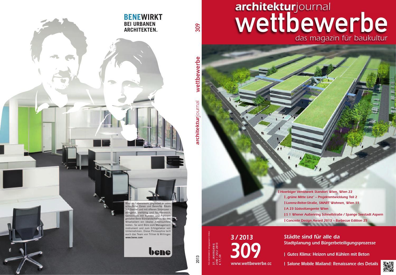 3 2013 309 Juni Juli By Architekturjournal Wettbewerbe Issuu