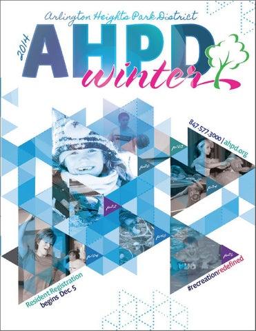 d023945083 Arlington Heights Park District s Winter 2014 Interactive Program ...