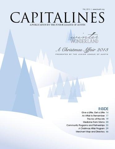 capitalines magazine fall 2013