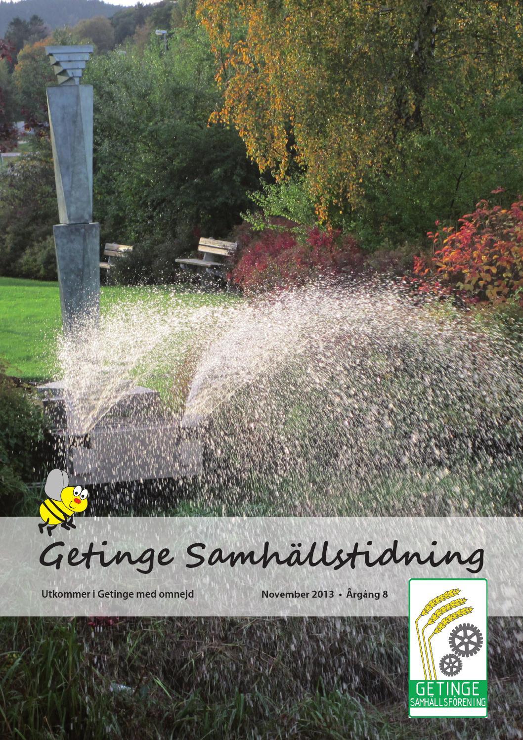 Gsft 2016 11 low by Getinge Samhllsfrening - issuu