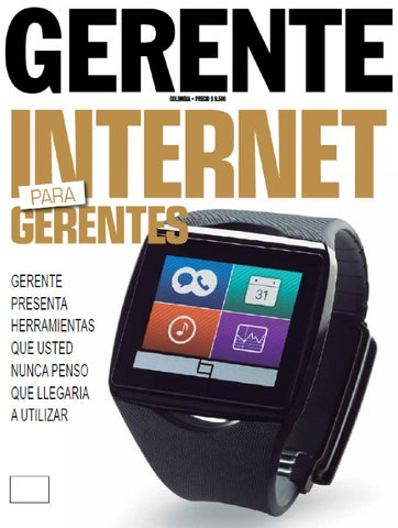 Revista Gerente Colombia 186 by Zulay Rodríguez - issuu af6b717f050b