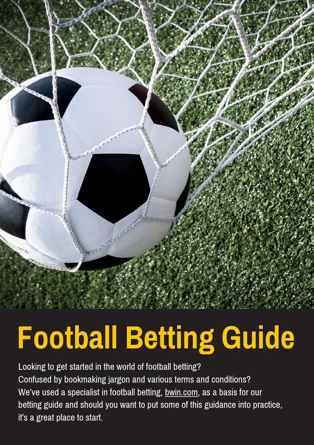 bwin soccer betting guide
