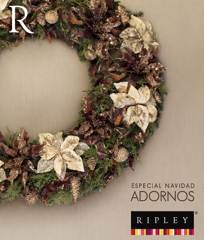 7cce2d816e5 Especial Navidad Adornos by Ripley Peru - issuu