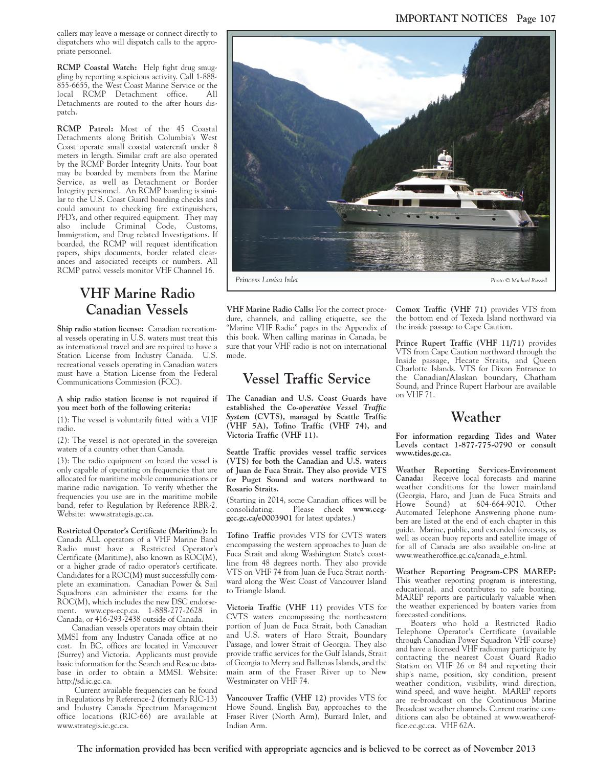 2014 Northwest Boat Travel by Vernon Publications - issuu