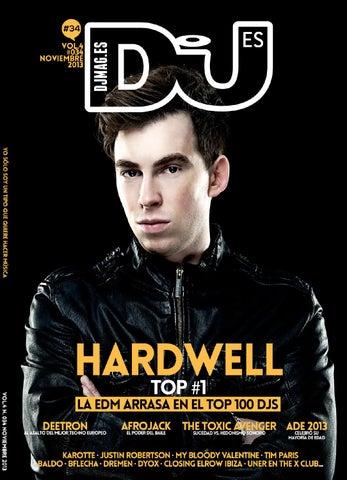 4303bff8d71 DJ MAG ES 034 by DJ Mag España - issuu