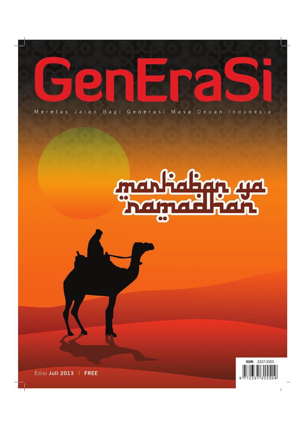 Majalah Generasi Edisi Juli 2013 By Fafanmail Issuu Nature Pecinta Voucher Hypermart 50000 Alam