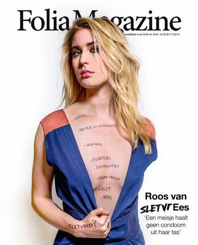 foliamagazine weekblad voor hva en uva nr 10 6112013 - De Vrijgezelle Meisjes 2014