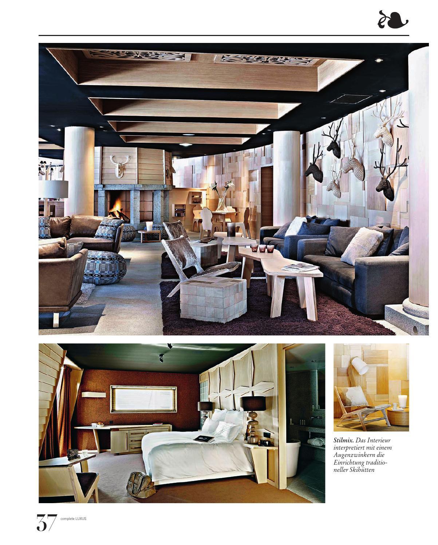 Complete Luxus 2/13 by Falter Verlagsgesellschaft m.b.H. - issuu