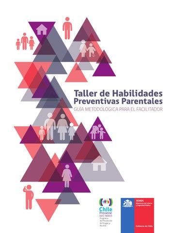 Taller de Habilidades Preventivas Parentales. Guía Metológica by ...