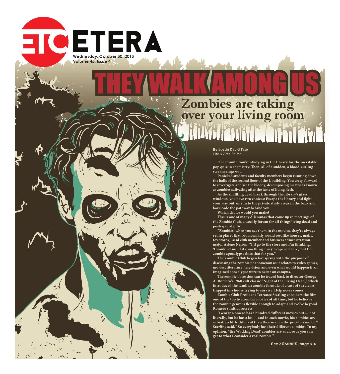 fa15b1d3e October30 2013 Issue by The Et Cetera - issuu