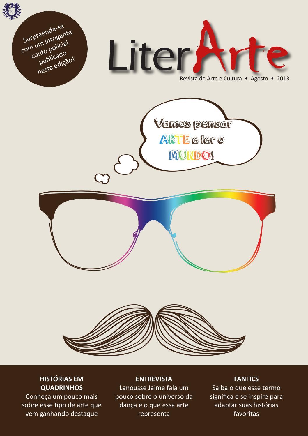 8601ecca5bb7a Revista LiterArte 2013 by João Carlos Machado - issuu