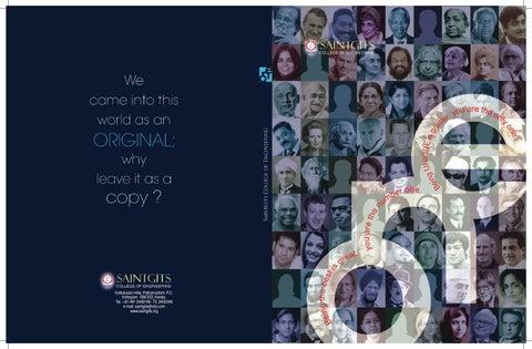College magazine 2013 by Mathew Koshy - issuu