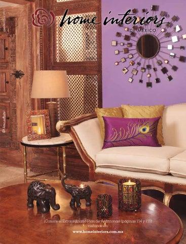 Catálogo De Decoración Home Interiors Mayo 2017 By Margoth Alvarado Issuu