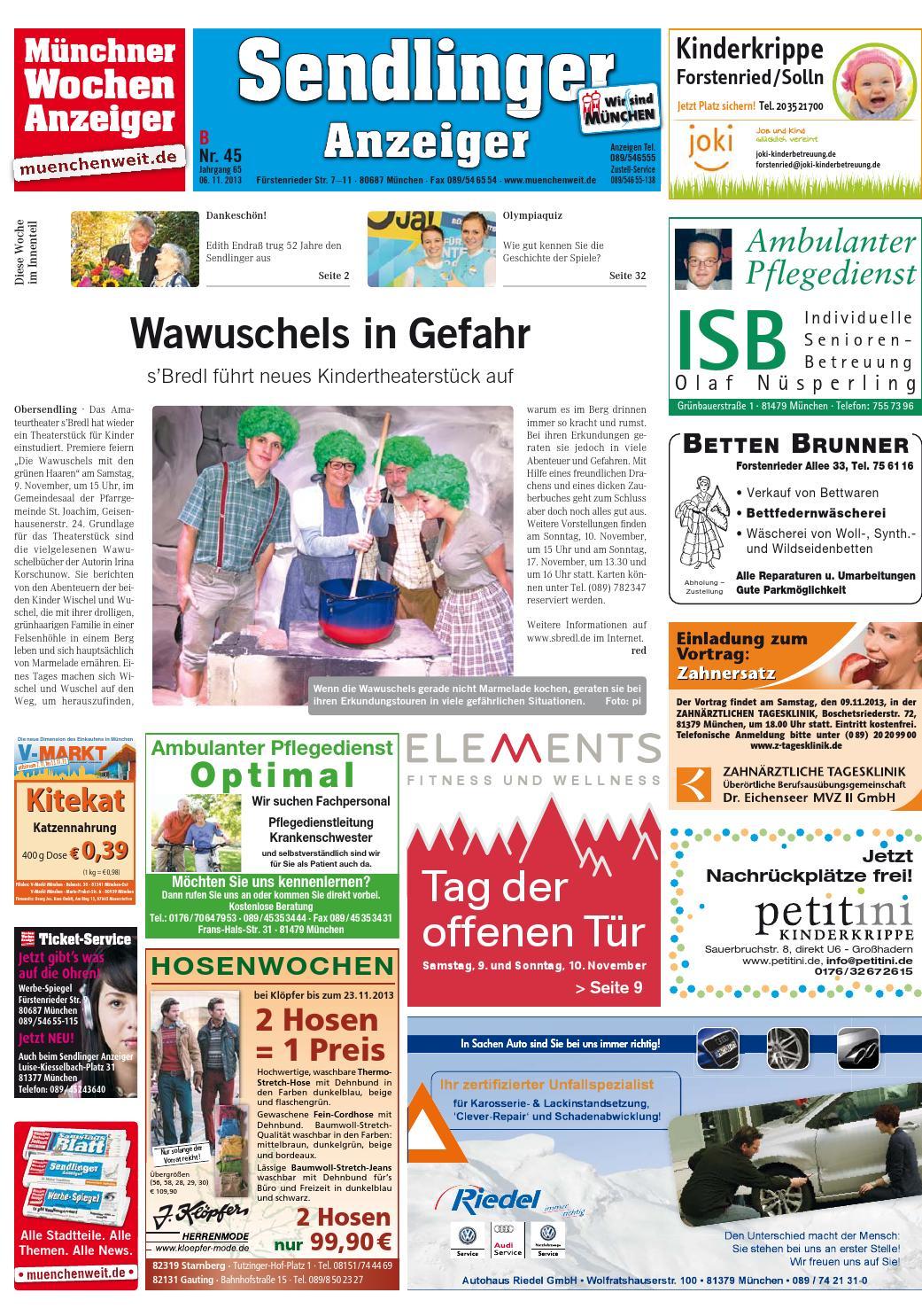 KW 21 21 by Wochenanzeiger Medien GmbH   issuu