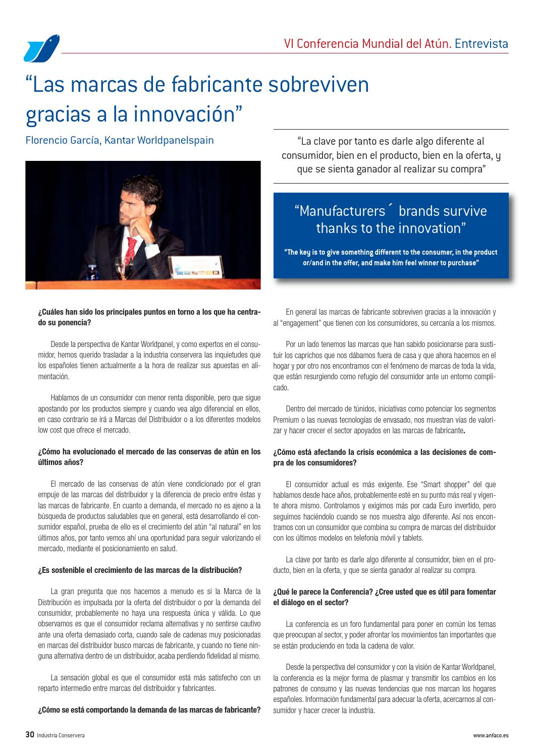Revista Industria Conservera Nº 104 by ANFACO - issuu