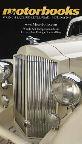Motorbooks holiday catalog by quarto publishing group issuu page 1 fandeluxe Image collections