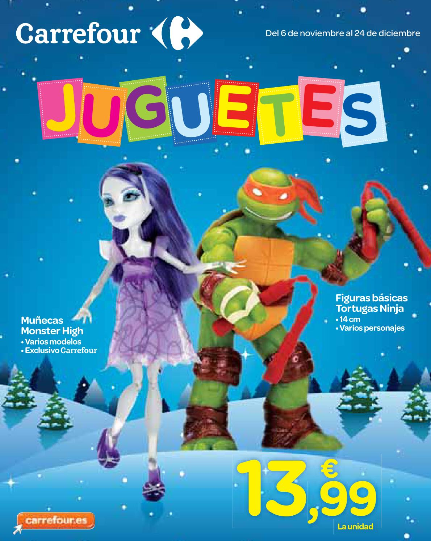 Catalogo de juguetes carrefour navidad 2013 2014 by - Folleto juguetes carrefour ...