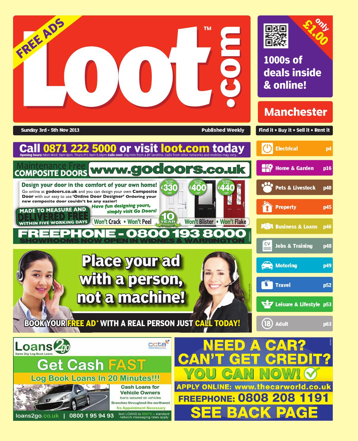 8fe8c33386 Loot Manchester, 3rd November 2011 by Loot - issuu