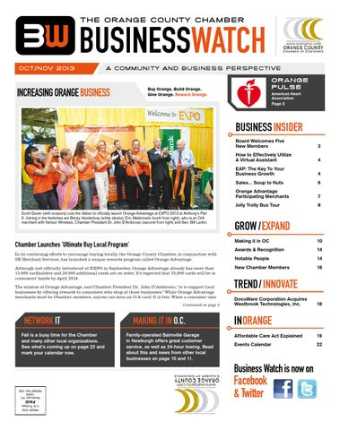 Business Watch By Niki Jones Agency Inc Issuu