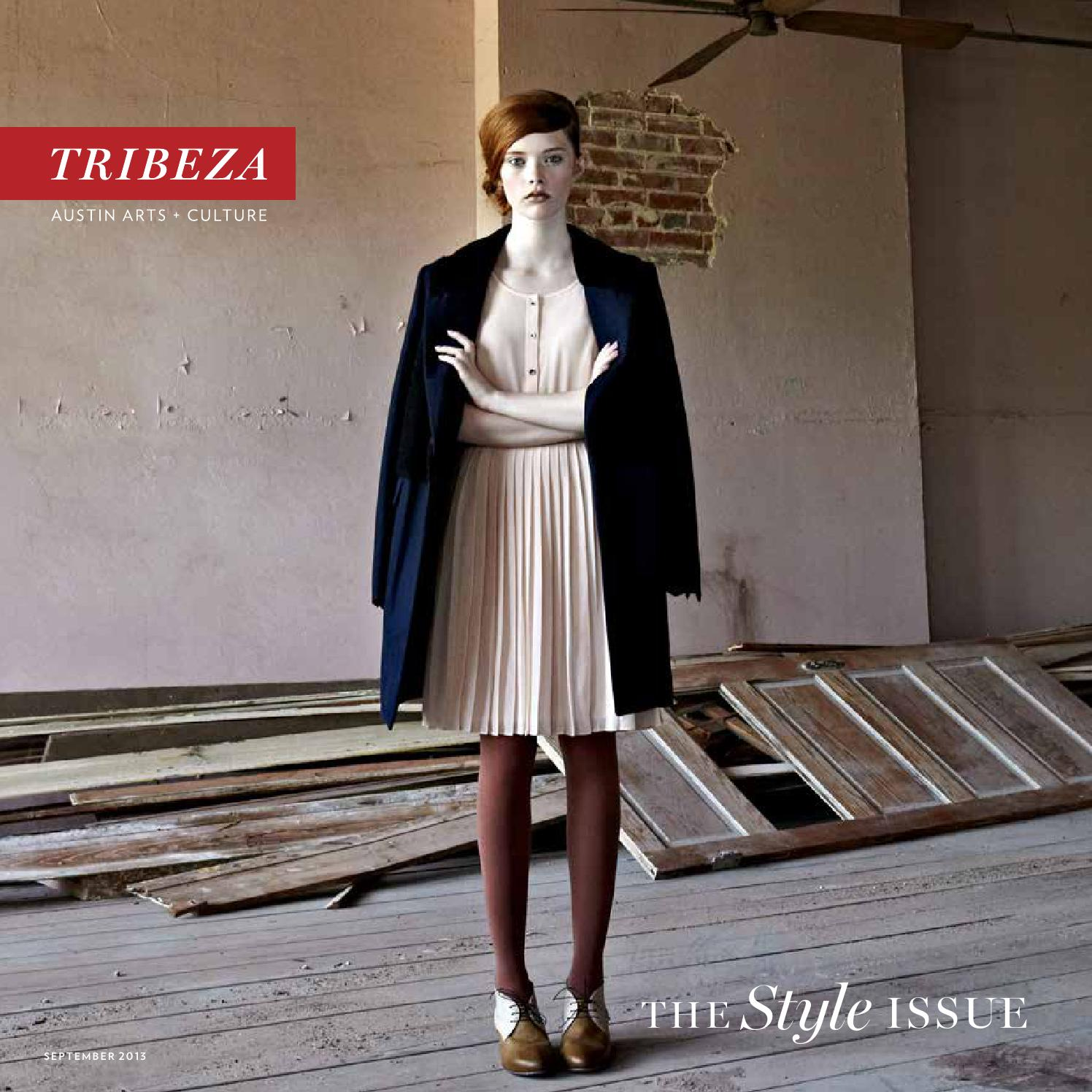 September Style Issue 2013 by TRIBEZA
