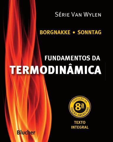fundamentos de termodinamica van wylen pdf