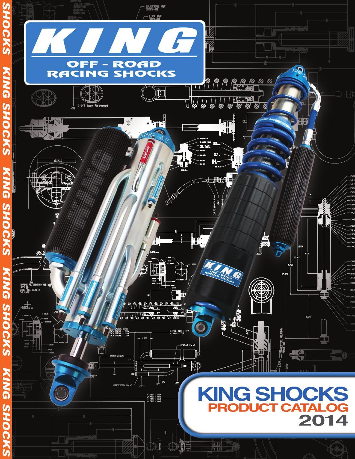 2014 King Shocks Catalog By King Shocks Issuu