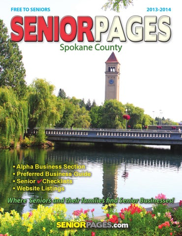 Spokane Senior Pages 2013 2014 150 By Senior Pages Issuu