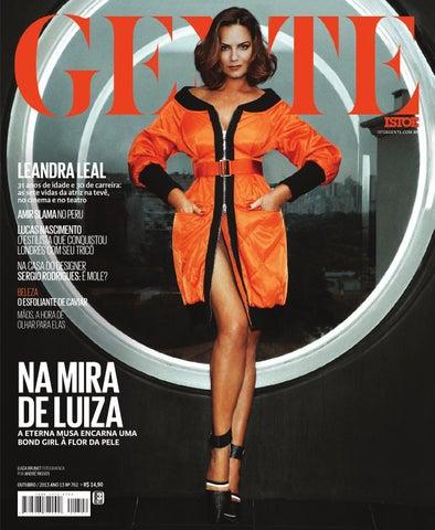 7e54366cb ISTOÉ GENTE 702 by Editora 3 - issuu