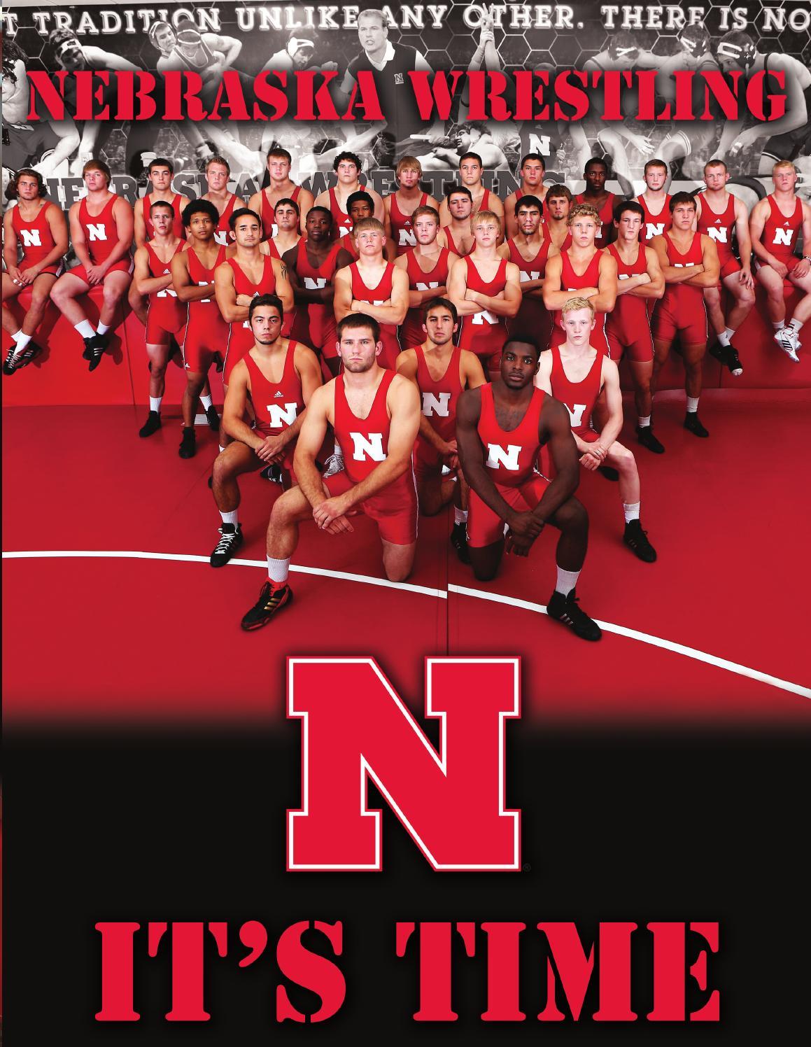 2013 14 Nebraska Wrestling Guide By Matt Smith Issuu