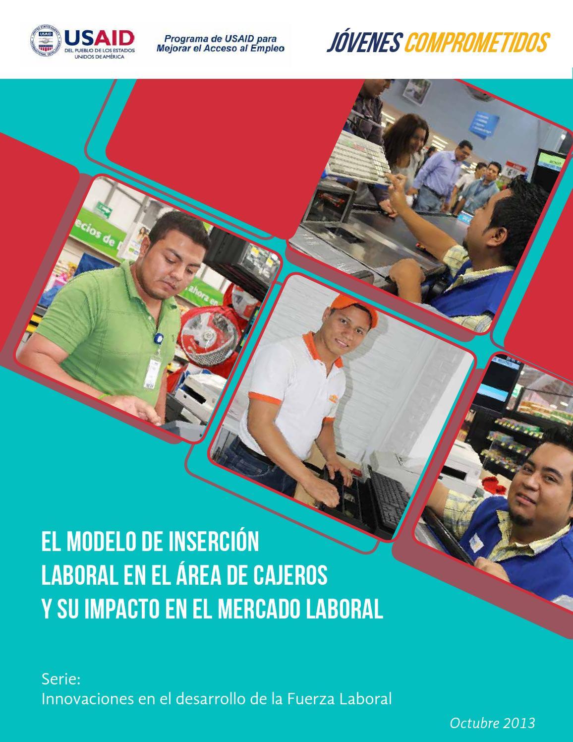 4 Modelo de inserción laboral en el área de Cajeros y su impacto en ...