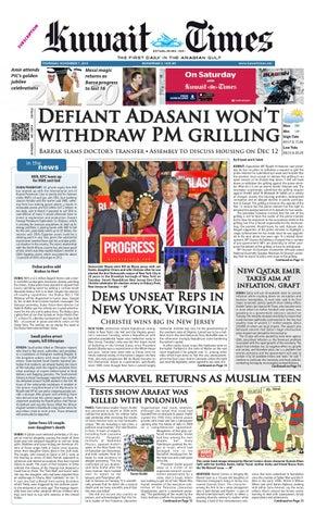 f86468c82bd 7th Nov 2013 by Kuwait Times - issuu
