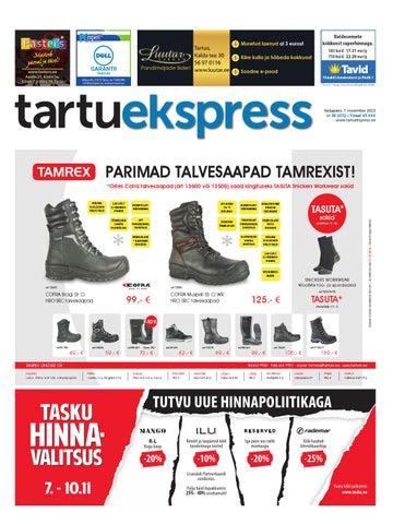 dadc243e0eda Tartu Ekspress, 7.11.2013 by Tartu Ekspress - issuu