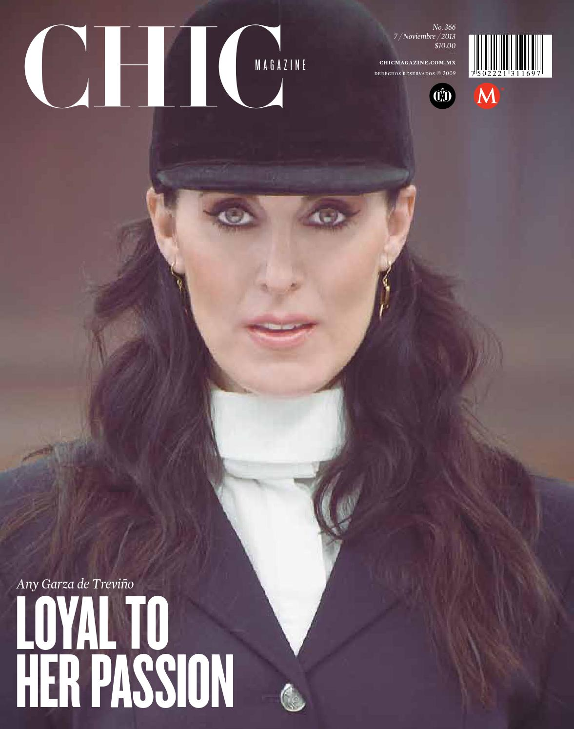 Chic monterrey 366 by Chic Magazine Monterrey - issuu