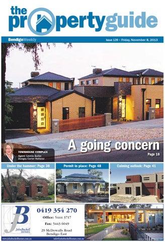 bendigo weekly property guide issue 139 by bendigo weekly issuu rh issuu com