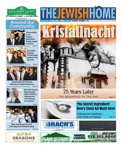 750bafc6d8ea Five Towns Jewish Home 11-6-13 by Yitzy Halpern - issuu