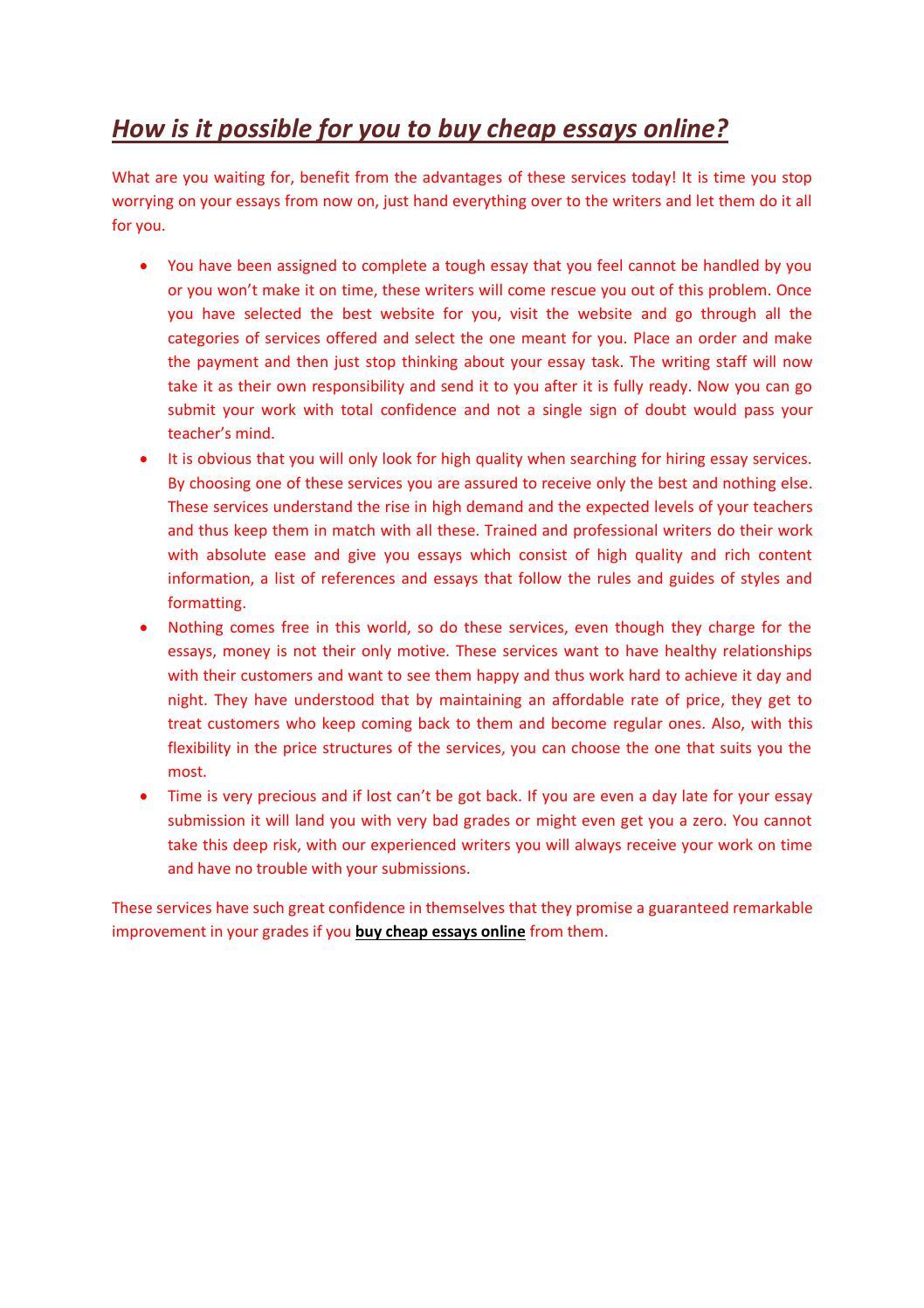 cheap essay writing 24